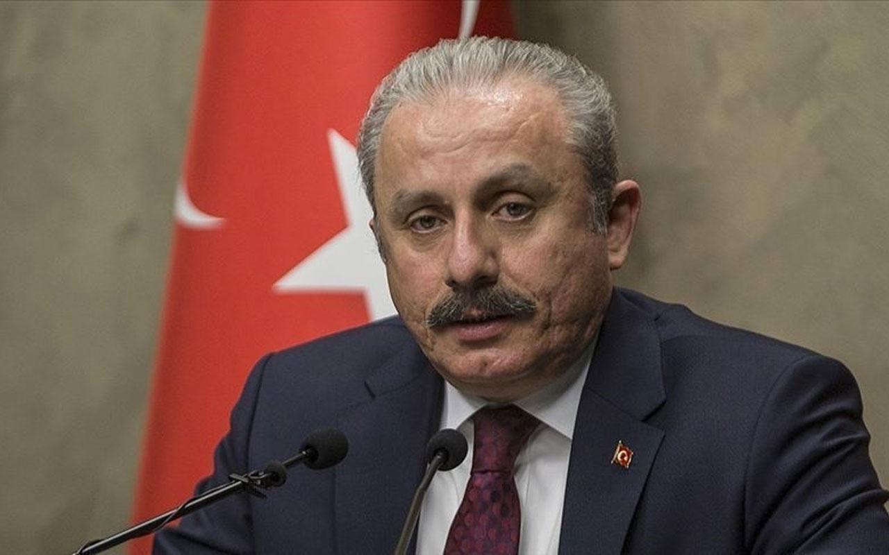 TBMM Başkanı Mustafa Şentop'tan dokunulmazlık fezlekeleriyle ilgili açıklama