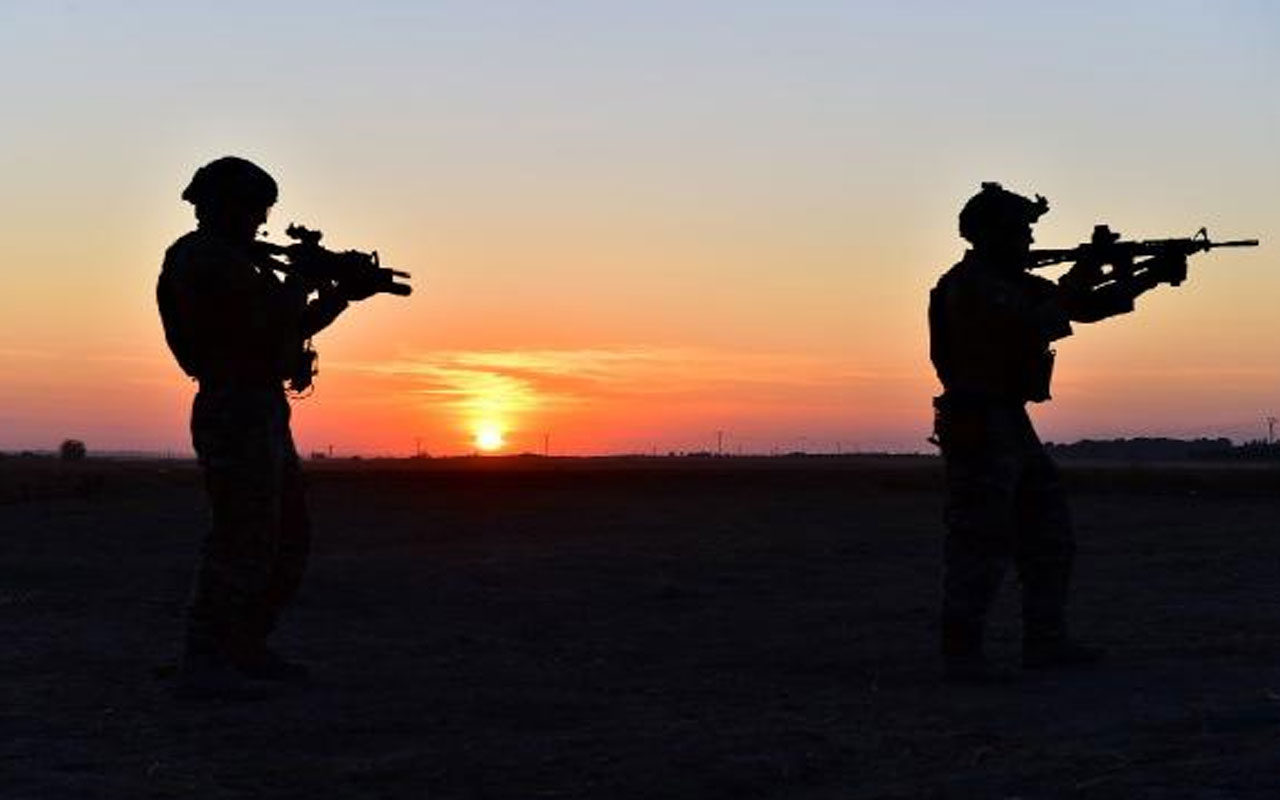 PKK'ya bir darbe daha! MSB duyurdu: 4 PKK'lı terörist etkisiz hale getirildi