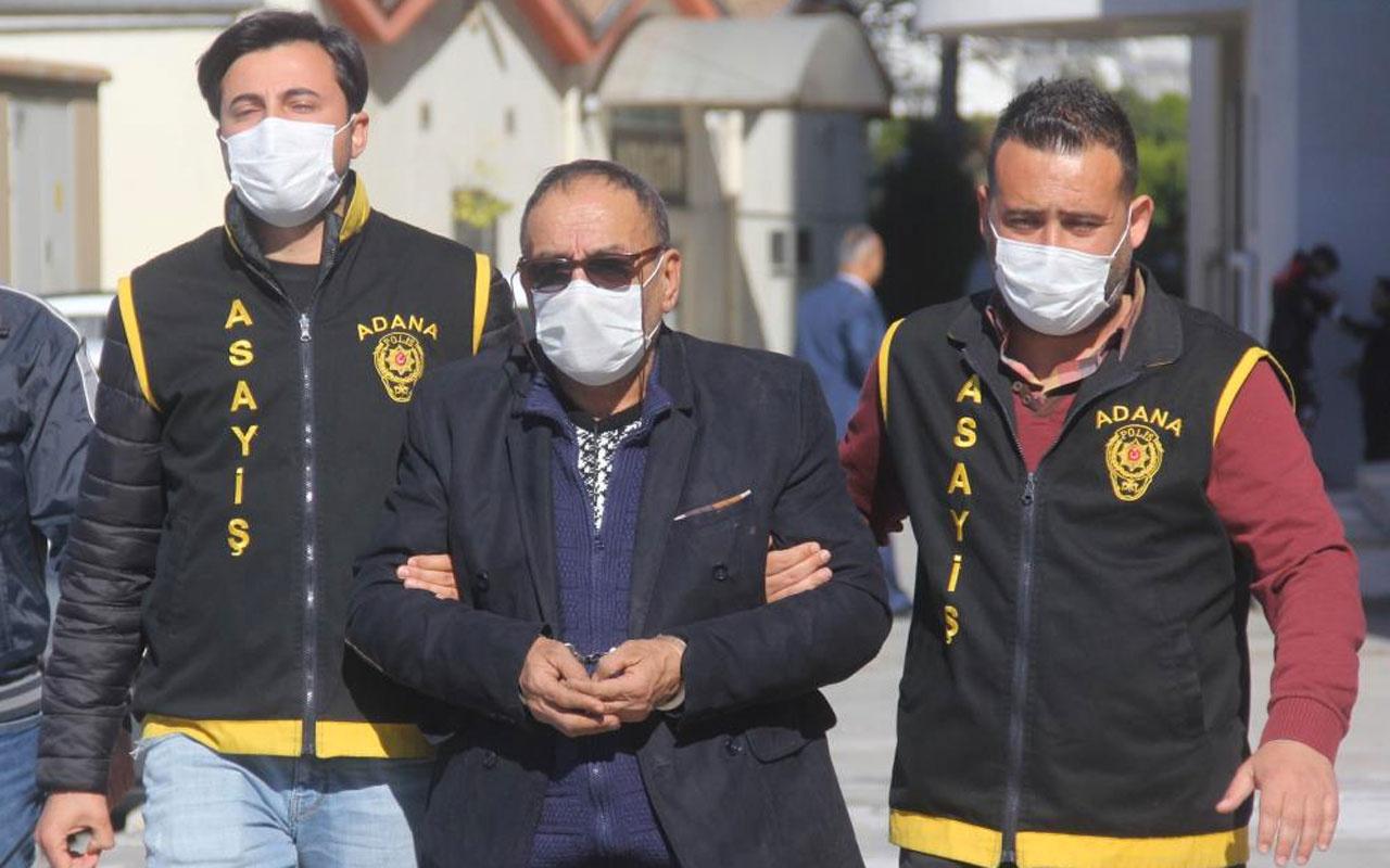 Adana'da İki cinayet işleyen firari hükümlü noterde yakalandı