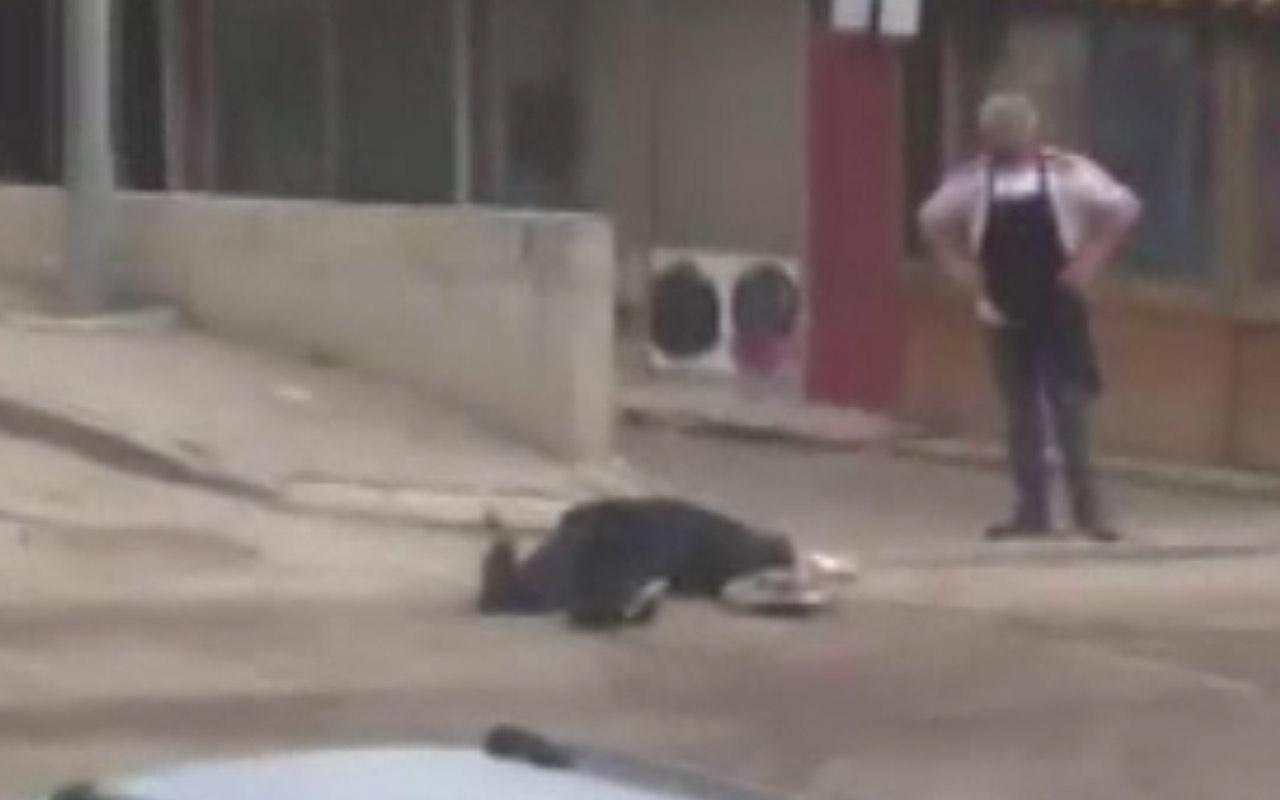 Bilecik'te sokak ortasında kanlı infaz! Kurşun yağdırdılar