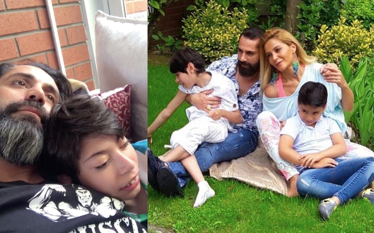 Çılgın Sedat oğlunun hastalığı ne Siraç kaç yaşında?