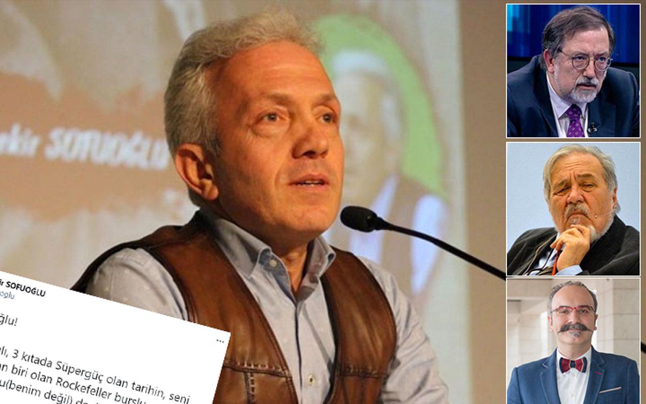 """Üniversiteler için """"neredeyse fuhuş evleri"""" diyen Ebubekir Sofuoğlu, Halil İnalcık'ı hedef aldı"""