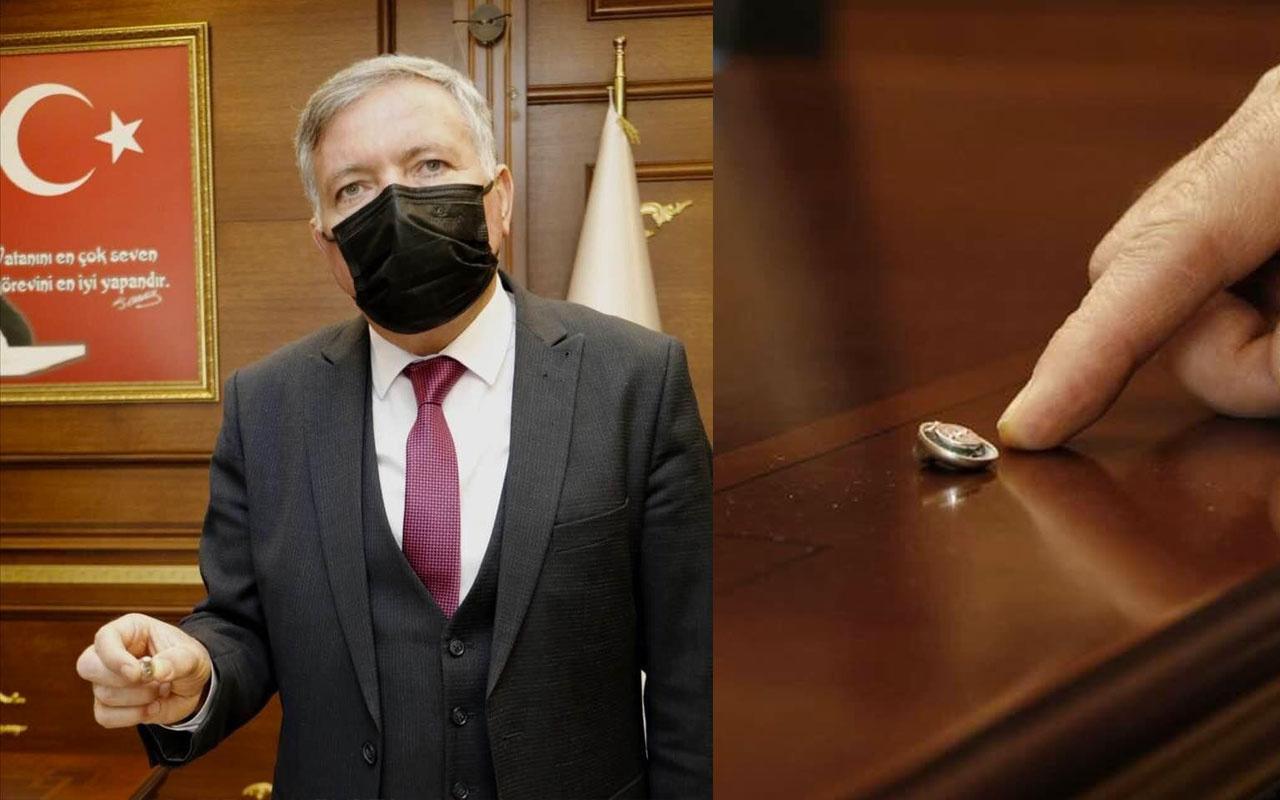 Odasında 'böcek' bulan CHP'li Başkan Kepenek: Seçim kazanmamı hazmedemediler
