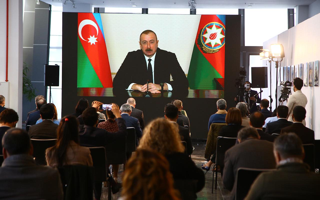 İlham Aliyev açıkladı: Azerbaycan'da Türk ordusunun küçük modelini oluşturacağız