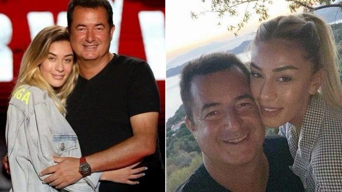 Acun Ilıcalı'nın genç sevgilisi Ayça Çağla Altunkaya'dan bomba yeni fotoğraf!