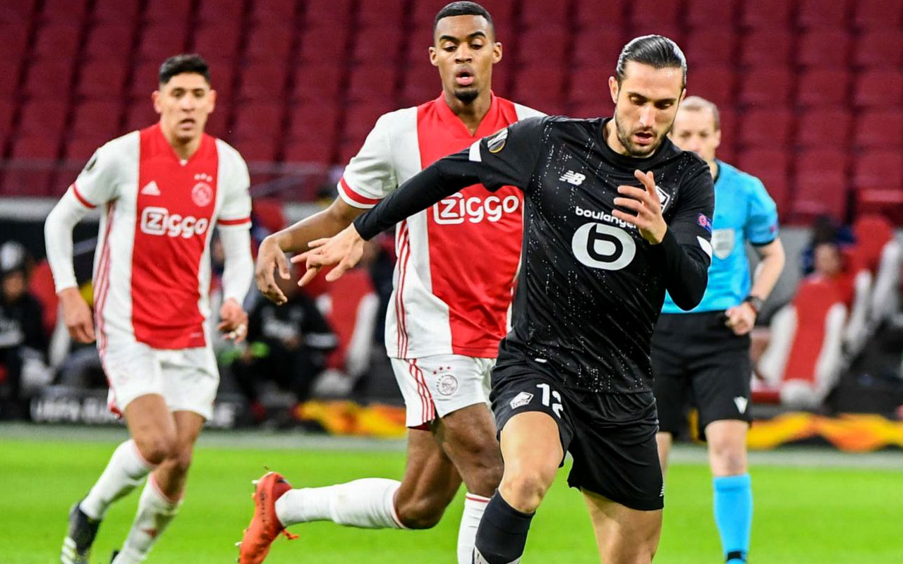 Yusuf Yazıcı tarihe geçti! İşte UEFA Avrupa Ligin'nde son 16'ya kalan takımlar