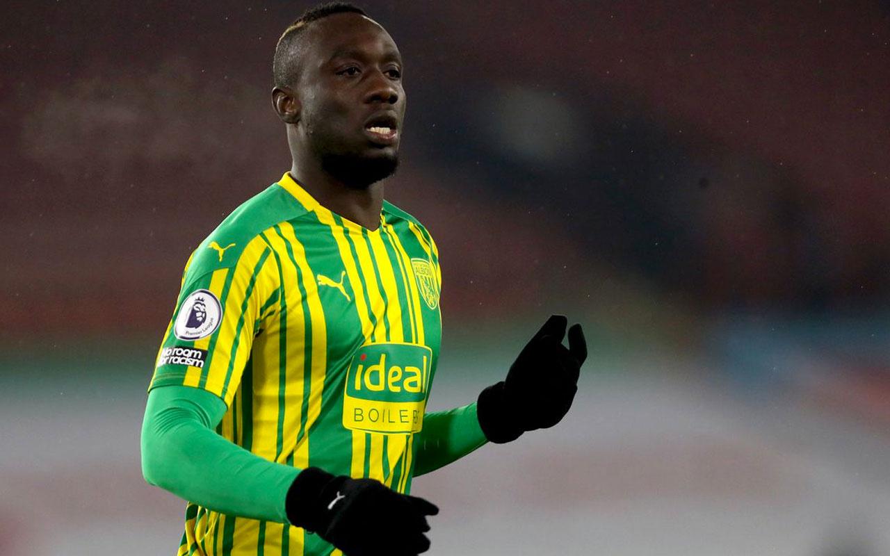 Galatasaray'a West Bromwich Albion'dan Mbaye Diagne piyangosu