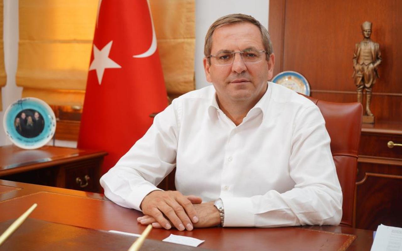 Balıkesir Ayvalık Belediye Başkanı partisinden istifa etti! Bugünden itibaren...