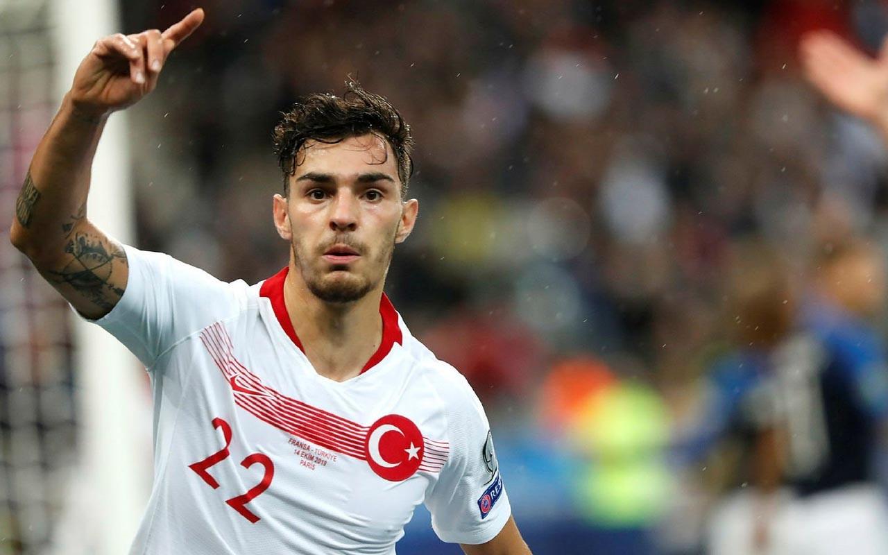 Mesaj gönderdi! Kaan Ayhan'dan Galatasaray açıklaması