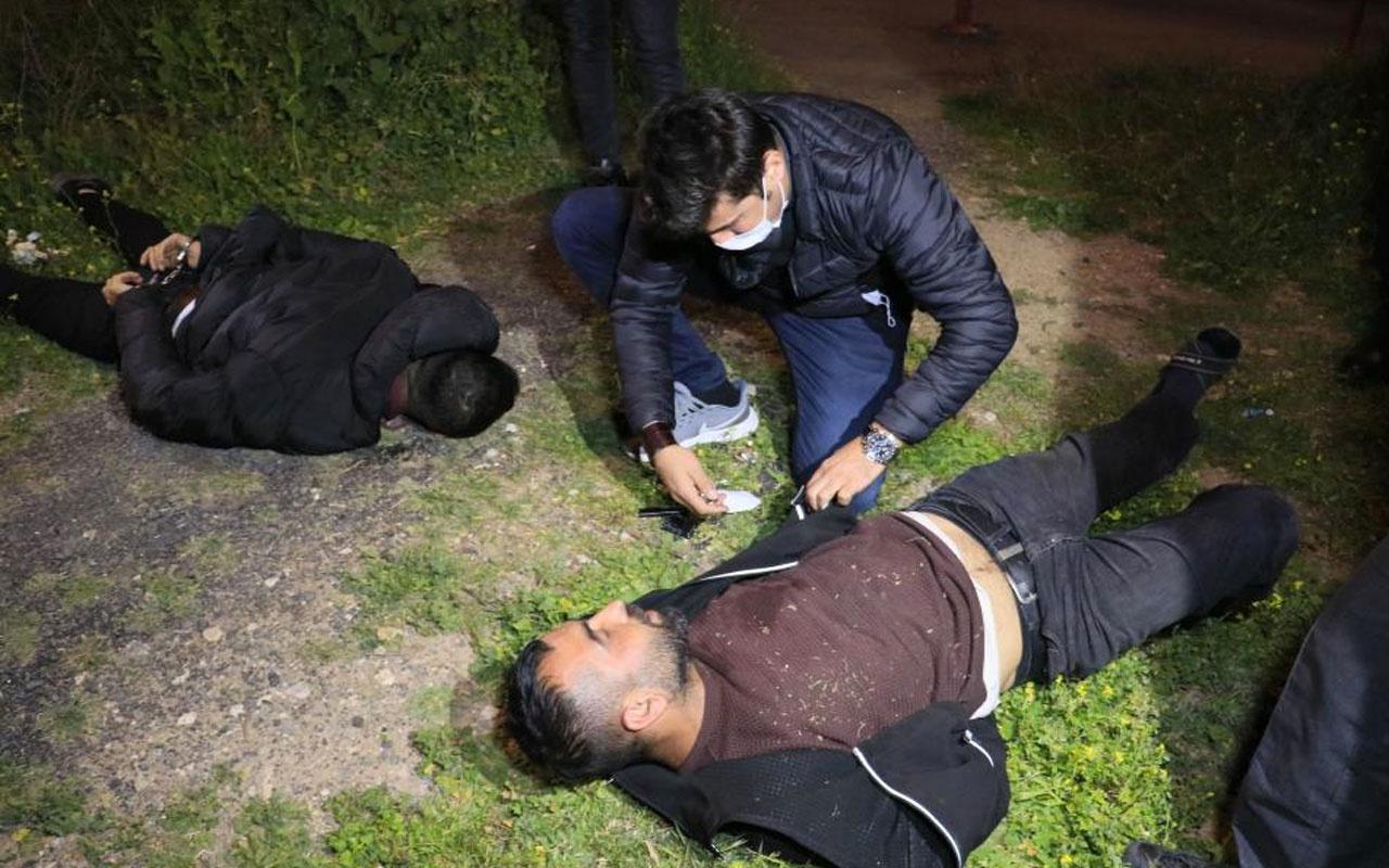 Adana'da polisten kaçtı kaza yapıp yakalanınca 'Allah'ın takdiri ne diyelim' dedi