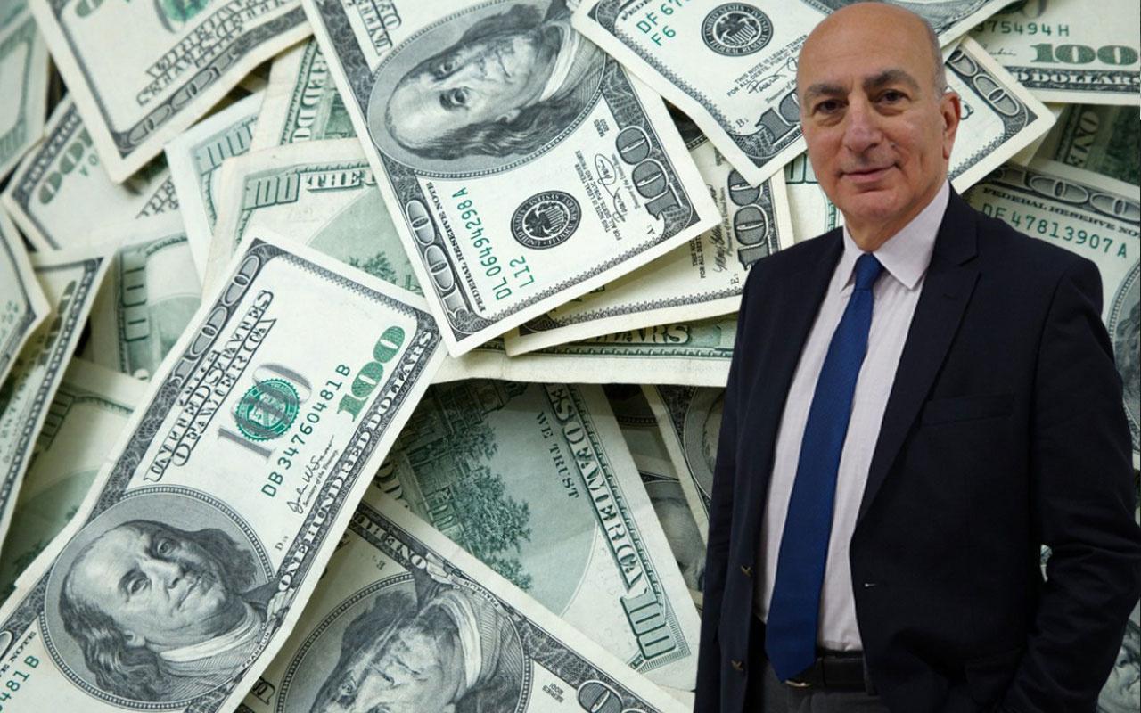 Dolar neden şahlandı? Ekonomist Mahfi Eğilmez açıkladı