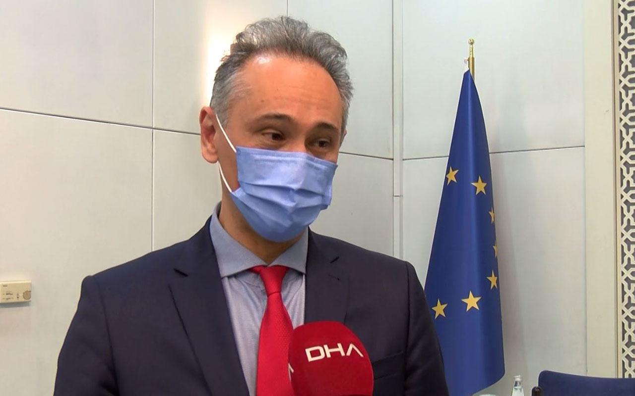 DSÖ Türkiye Temsilcisi koronavirüste umut veren gelişmeyi açıkladı
