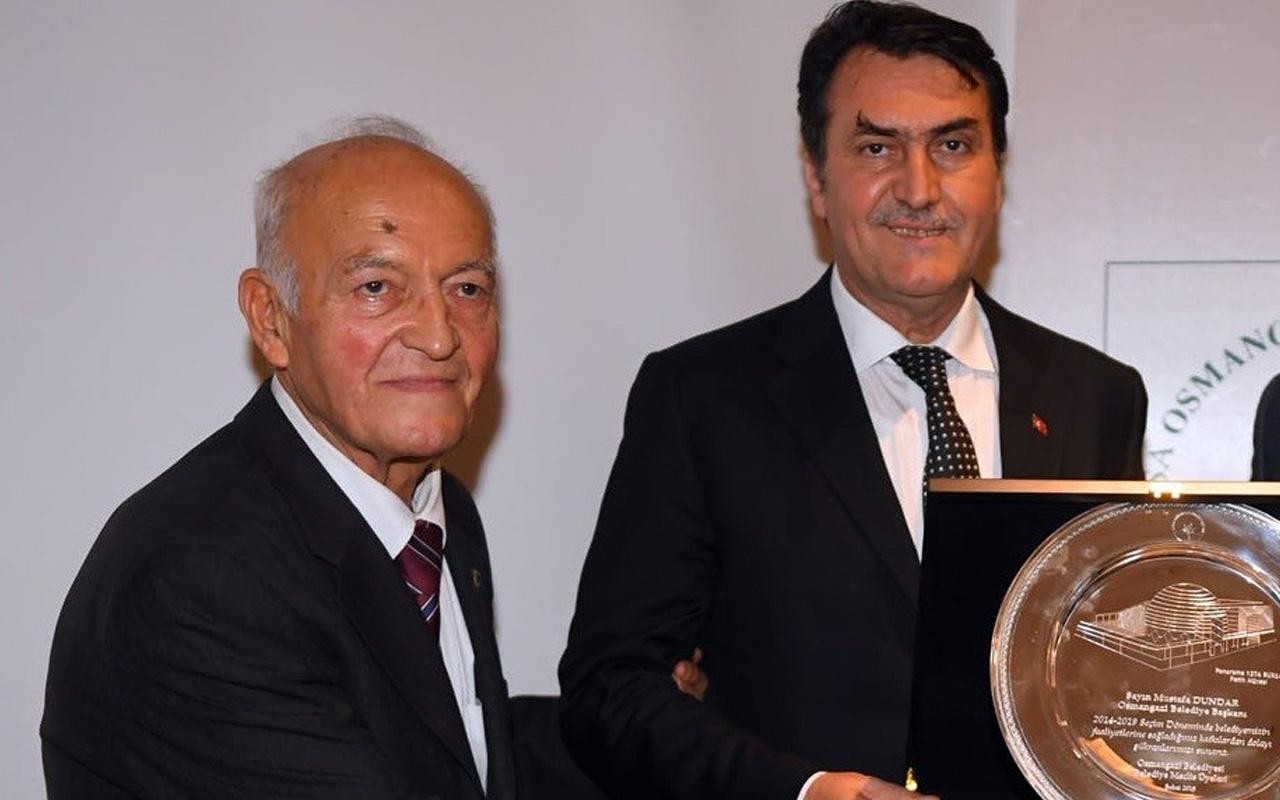 Bursa Osmangazi'nin ilk belediye başkanıydı! Erhan Keleşoğlu hayatını kaybetti