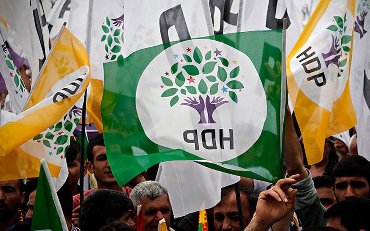 Siyaset kulisleri hareketlendi: HDP'ye kapatma davası açılabilir