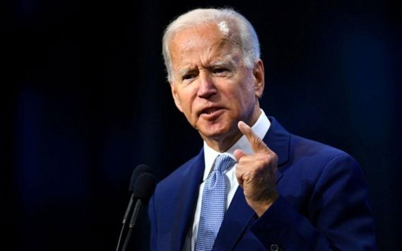 ABD Başkanı Joe Biden net konuştu: Asla tanımayacağız