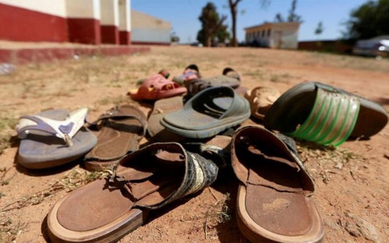 Nijerya'da yatılı okul saldırısında 317 kız öğrenci kaçırıldı