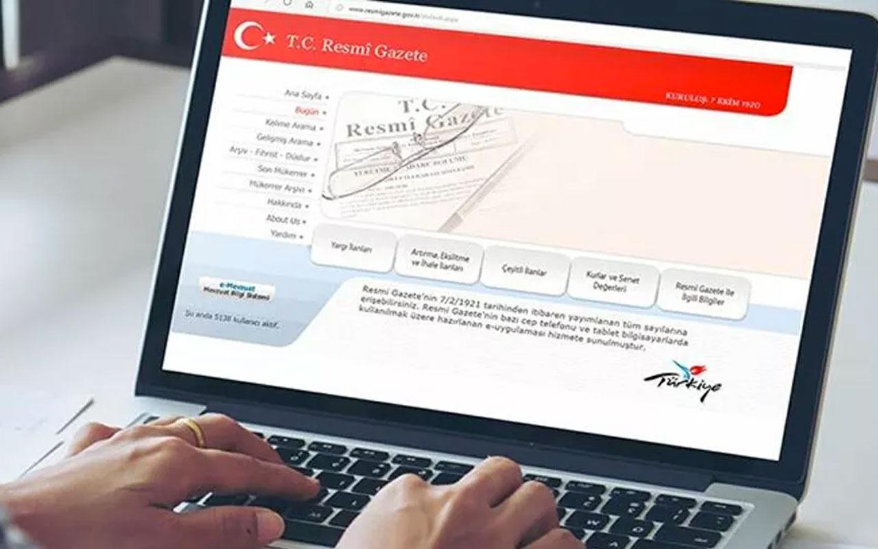 UYARSİS kararı Resmi Gazete'de yayımlandı! Dikkat çeken yenilikler