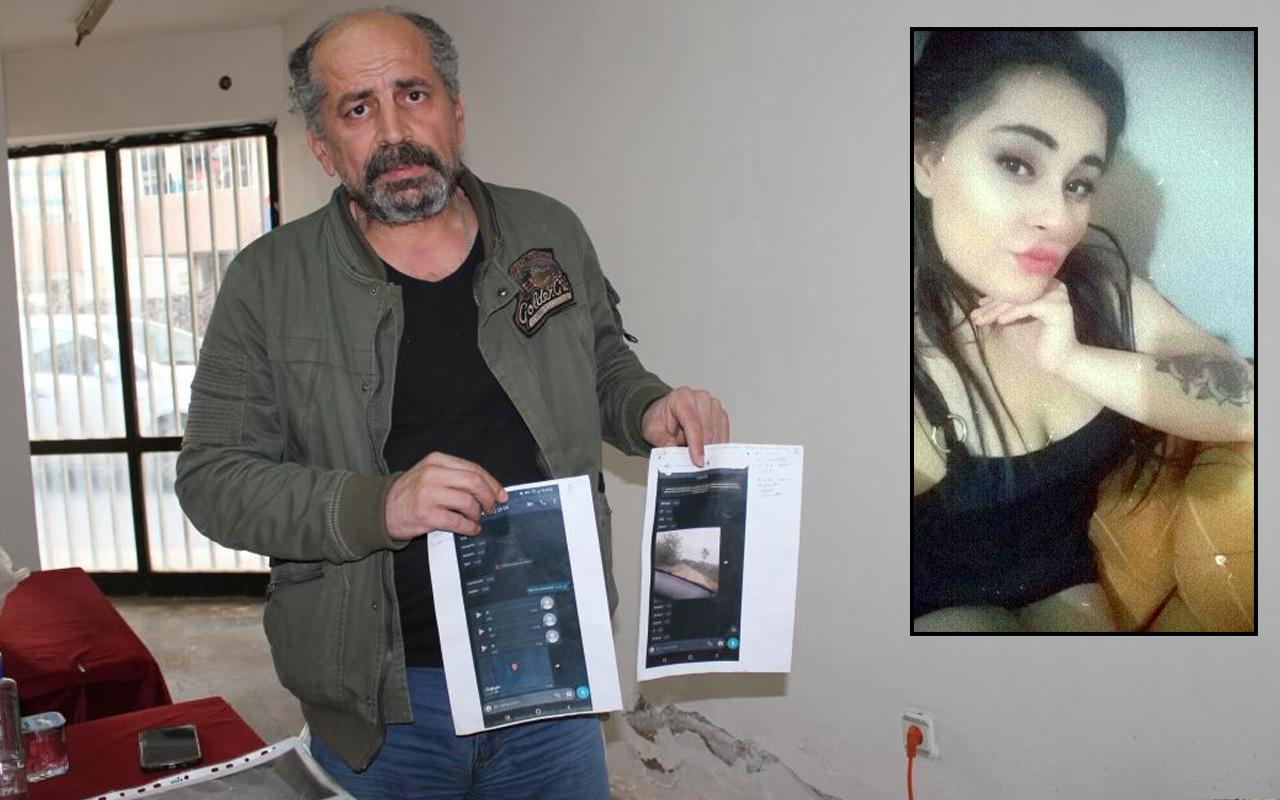 İzmir'de parkta tanışıp korkunç şekilde öldürdü! Meğer katil kızı...