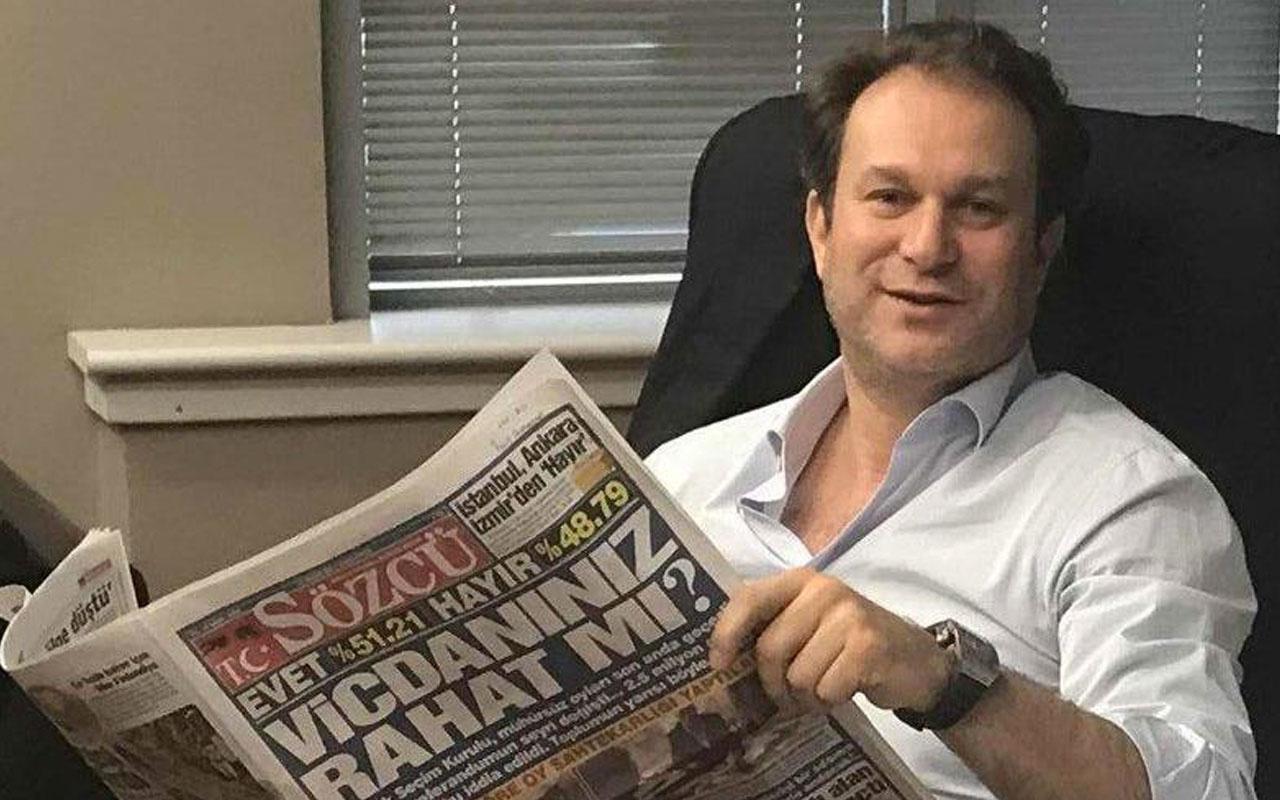 Sözcü Gazetesi'ne 14.5 milyon TL rekor vergi cezası kesildi