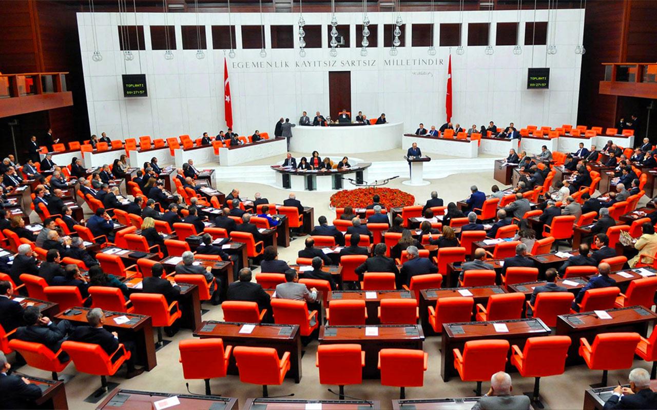 Meclis'teki 5 partiden ortak açıklama!