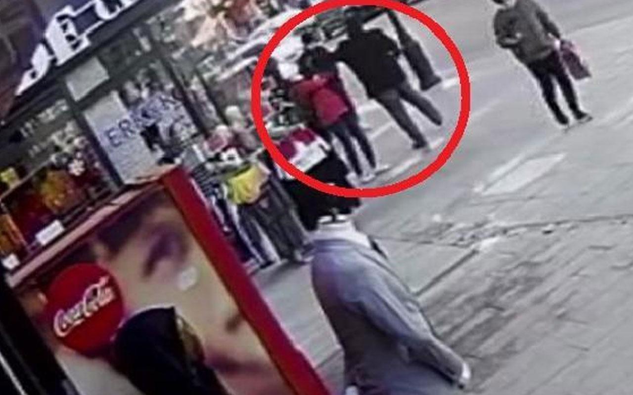 Aksaray'da 13 yaşındaki Dilek'e kaldırımda yumruk atan saldırgan adli kontrolle serbest