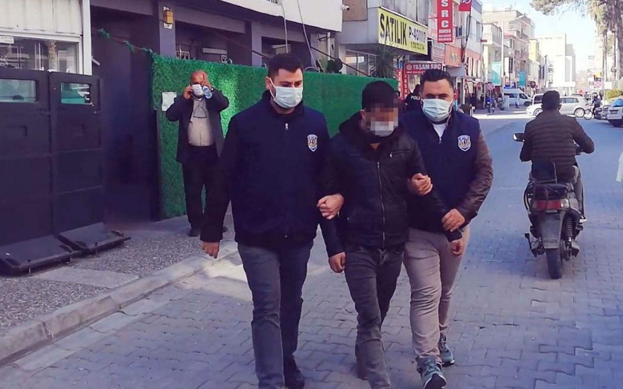 Osmaniye'de 4 kadını taciz eden şahıs yakalandı