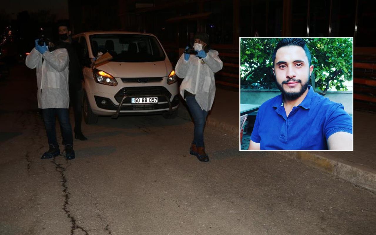 Nevşehir'de tartıştığı sevgilisini otel odasında boğazından bıçaklayarak öldürdü