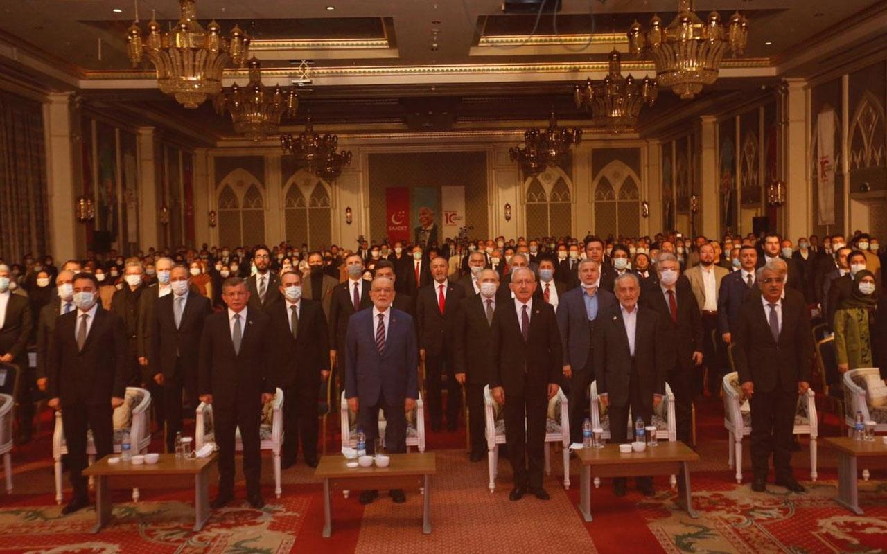 Erbakan'ı anma programına CHP Lideri Kılıçdaroğlu da katıldı