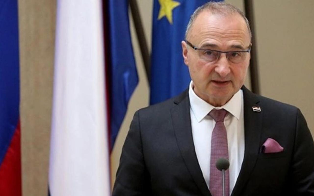 Hırvatistan Dışişleri Bakanı Radman: Türkiye'nin bu yaptığını asla unutamayız