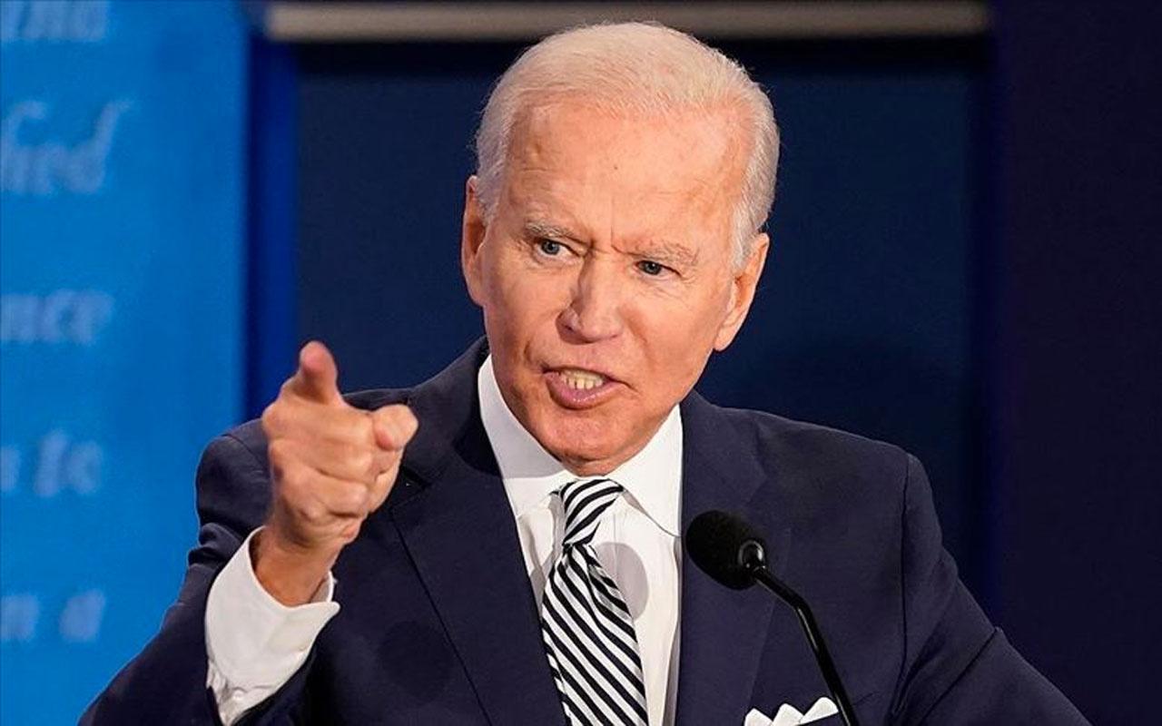 Biden: İran'a 'cezasız kalacak şekilde hareket edemezsiniz, dikkatli olun' dedik