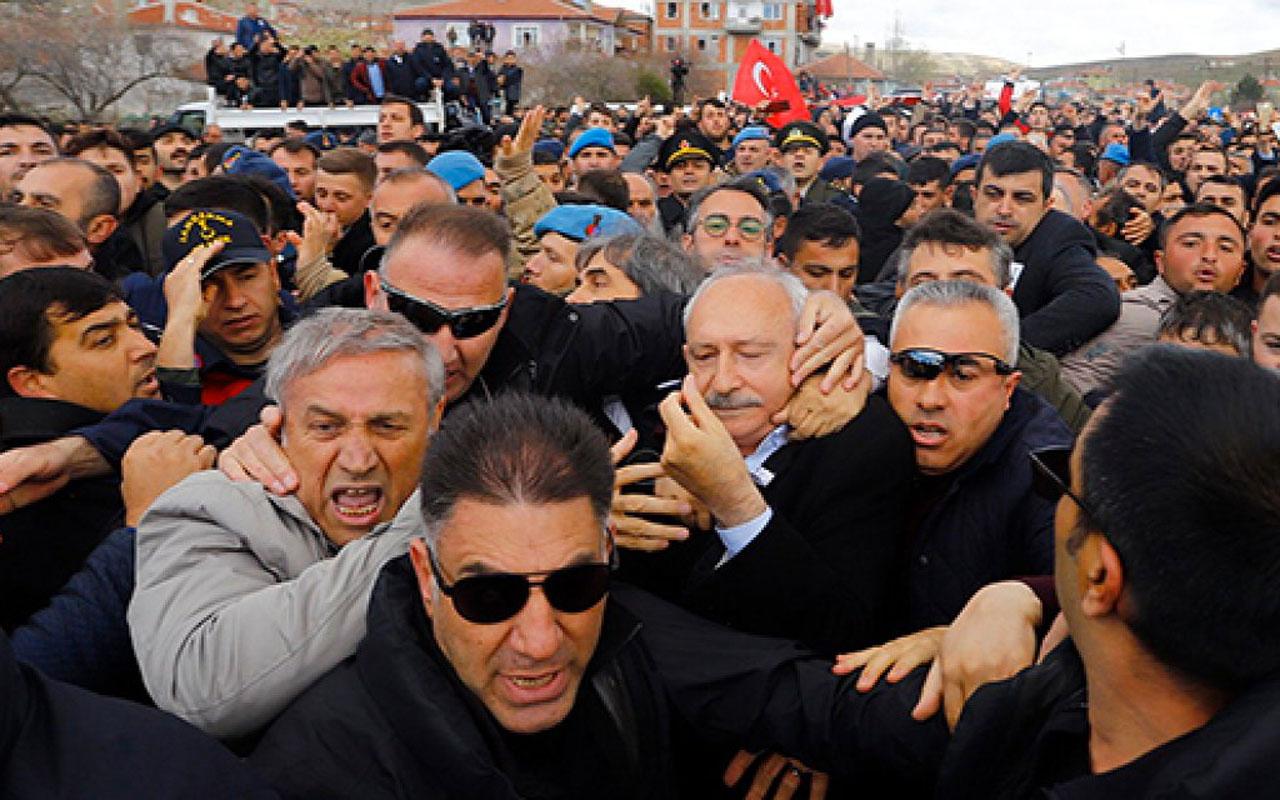 Kemal Kılıçdaroğlu'na linç girişiminde yeni gelişme! 21 kişi hakkında daha dava açıldı