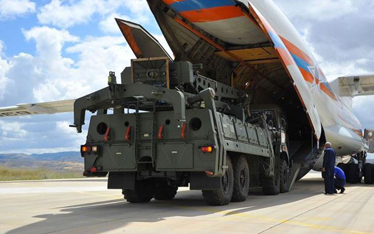 Pentagon'dan Bakan Akar'a S-400 yanıtı! S-400 sistemi S-300'den daha tehlikeli