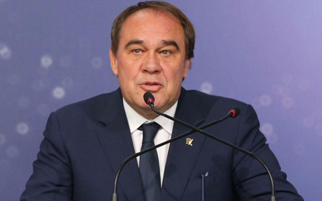 Azerbaycan Milli Piyangosu'nu Yıldırım Demirören aldı