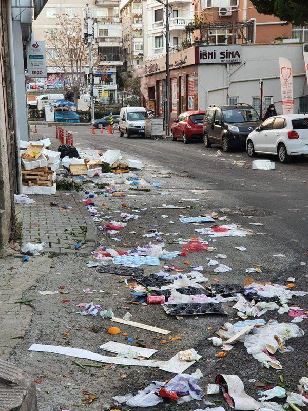 CHP'li belediyelerde rezillik başladı! İstanbul'u çöp dağları ve kokusu sardı