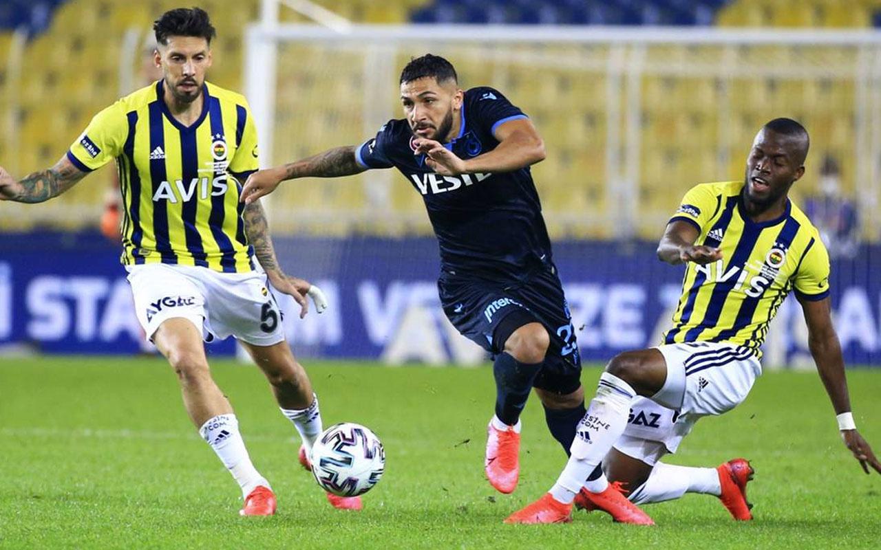 Süper Lig'de dev maç: Trabzonspor - Fenerbahçe! İşte muhtemel 11'ler