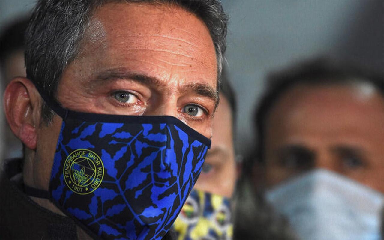 Fenerbahçe Başkanı Ali Koç'tan Erol Bulut açıklaması