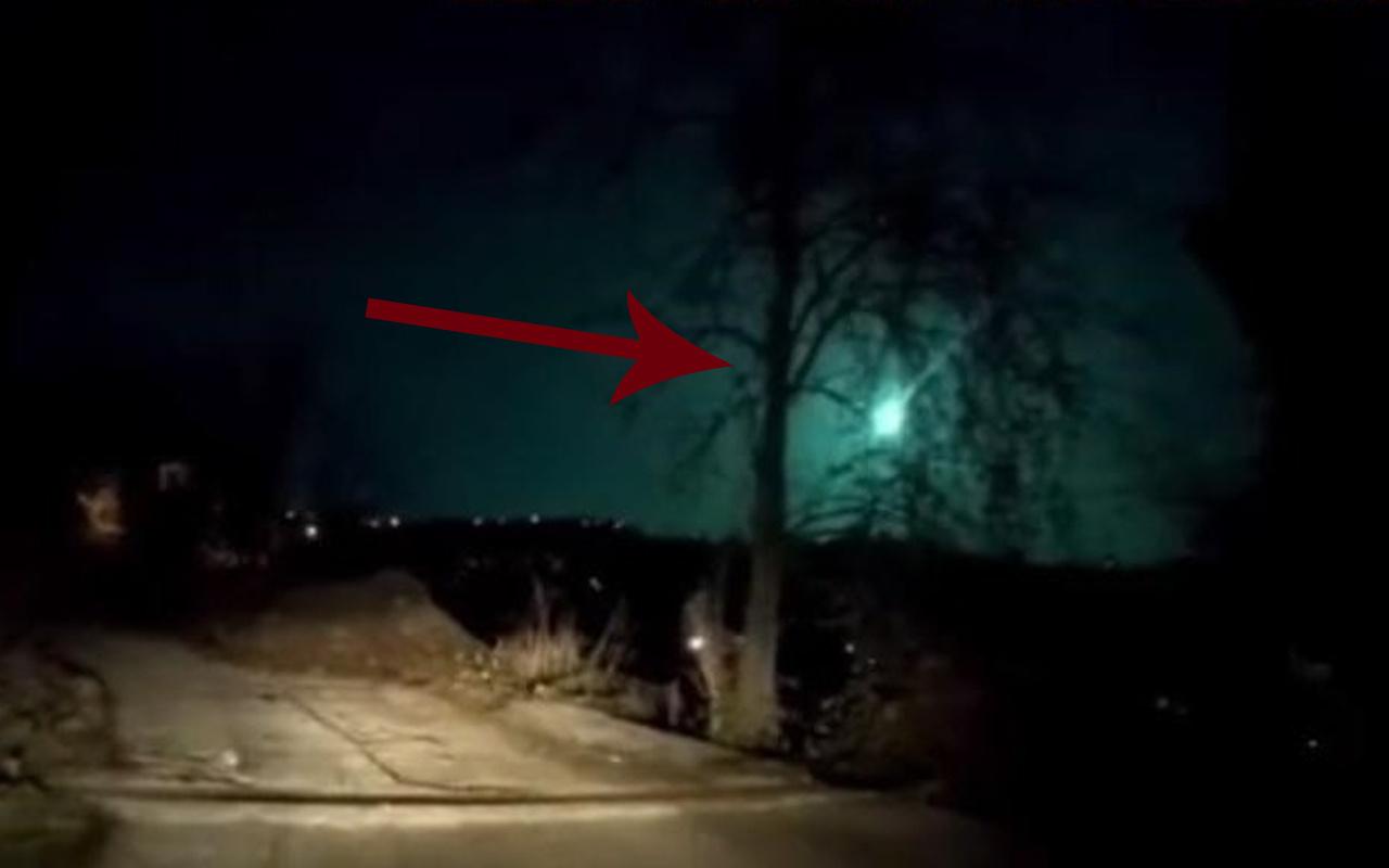 Karadeniz'e meteor düştü! Atmosferi delip geçti Giresun ve Trabzon'dan görüldü