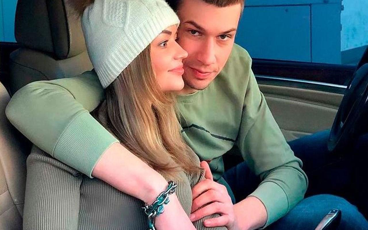 Ukrayna'da birbirlerine kelepçe takan genç aşıkların sonu kötü bitti! Soluğu hastanede aldılar