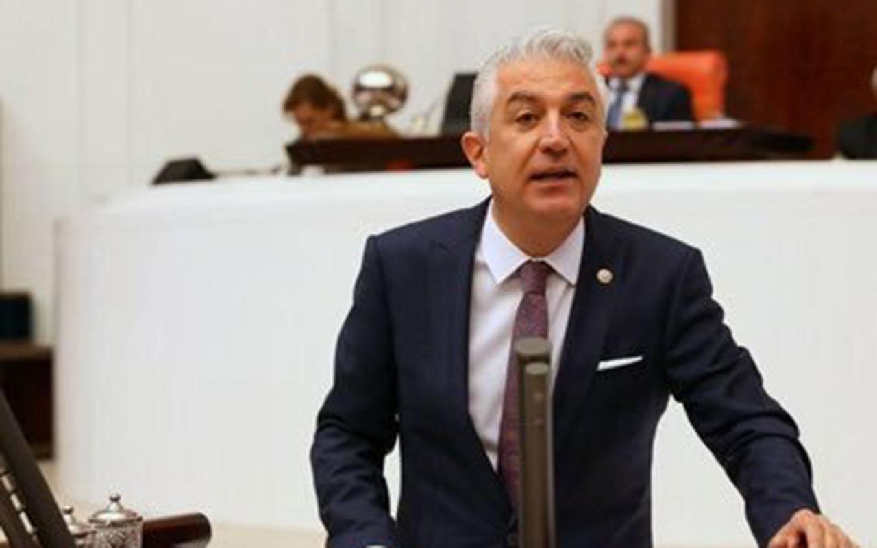CHP'de istifa şoku! Denizli Milletvekili Teoman Sancar CHP'den istifa etti