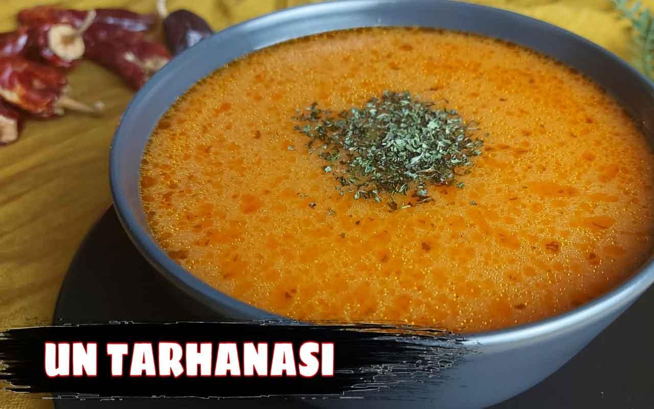Un tarhanası nasıl yapılır bu lezzet içinizi ısıtacak!
