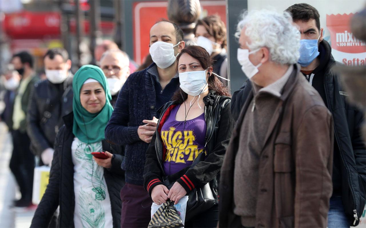 Ankara'da bitti pazar günü sokağa çıkma yasağı olan iller listesi