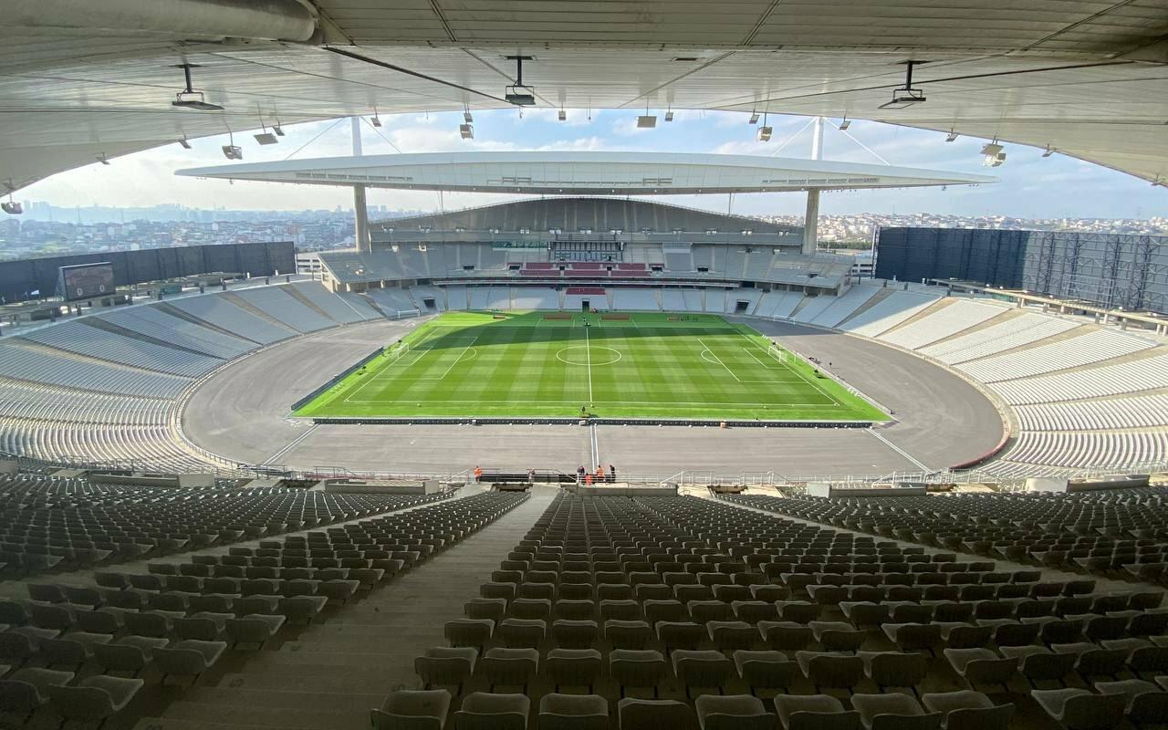 Galatasaray'ın Atatürk Olimpiyat Stadı planı