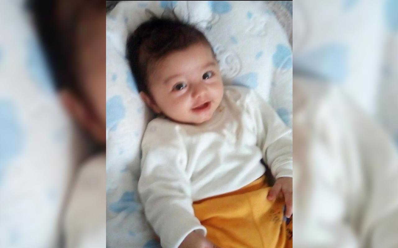 Gaziantep'te pusetten düşen minik Eymen hayatını kaybetti