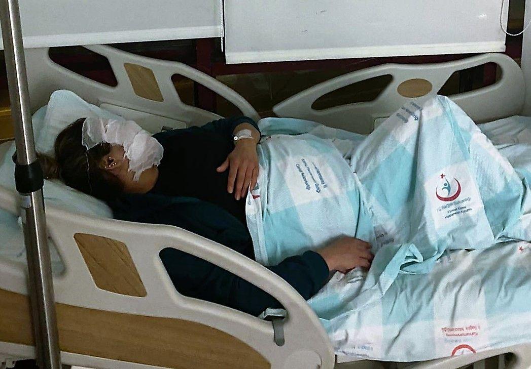 Korkma bebeğim dedi ilahiler açıp yaptı! Maraş'ta bir kadın kabusu yaşadı