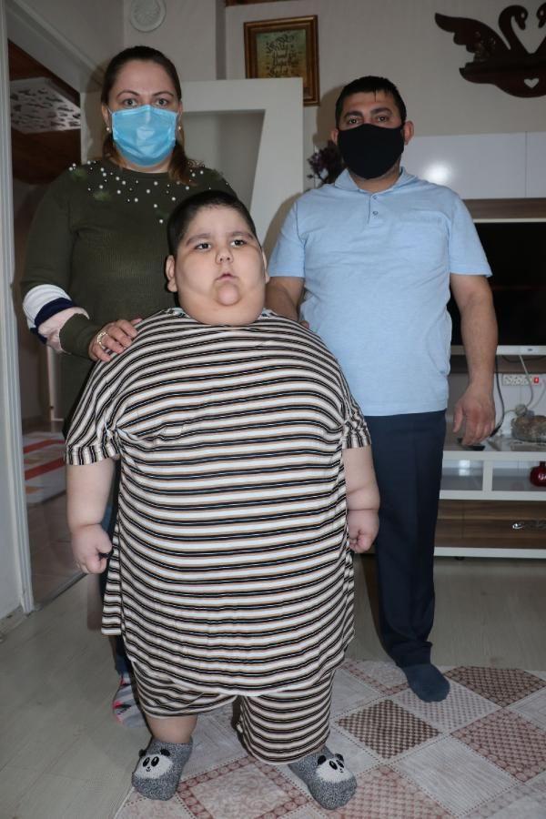 Yaşını duyan inanamadı! Samsun'da 4 kişi zor kaldırıyor ailenin hayatı kabusa döndü
