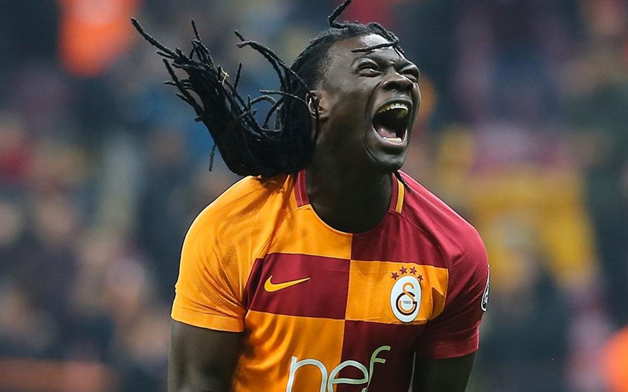 Bafetimbi Gomis, Galatasaray'dan neden ayrıldığını anlattı
