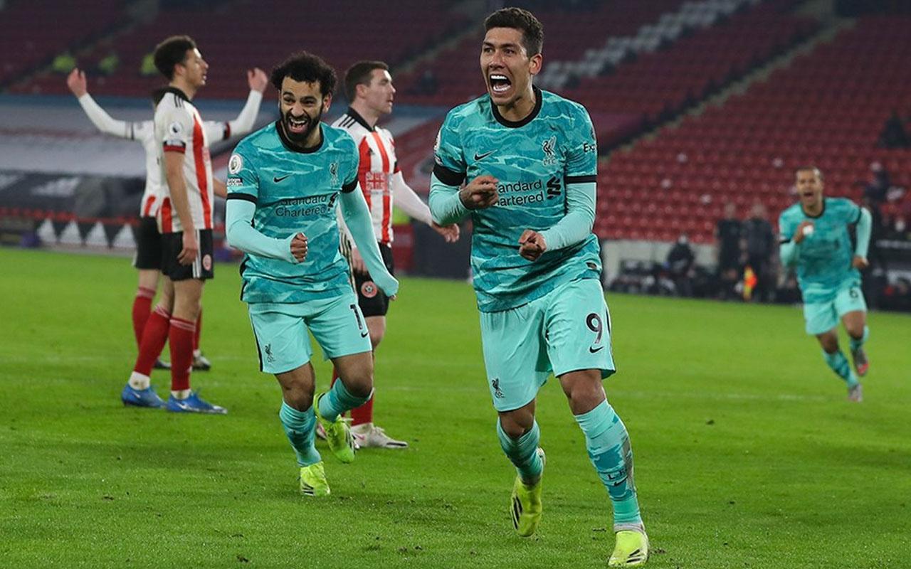 Liverpool 4 maç sonra kazandı hayata döndü