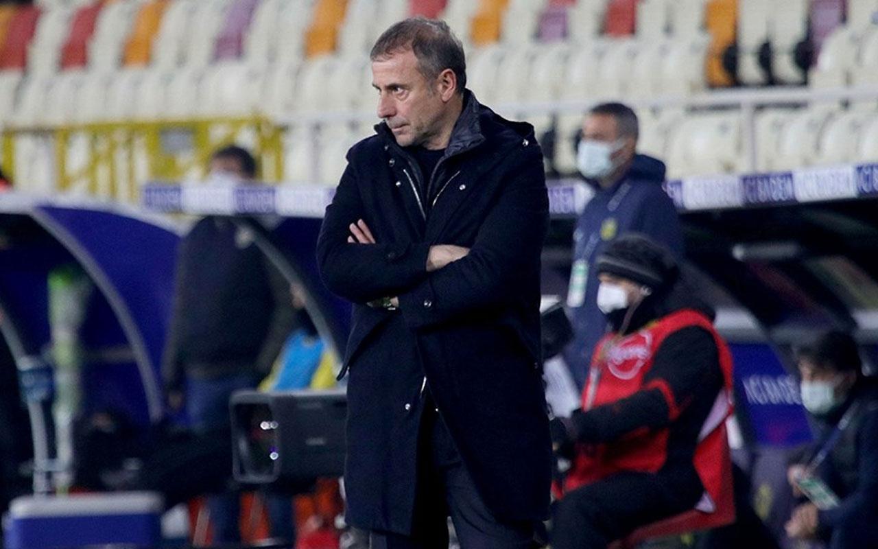 Abdullah AVcı: Bir o penaltıya, bir de burada verilmeyen penaltıya baksınlar