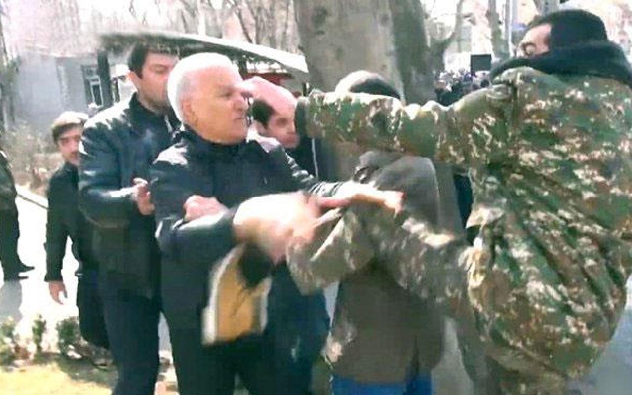 Ermenistan'da protestocular hükümet binasını bastı: Paşinyan istifa çek git
