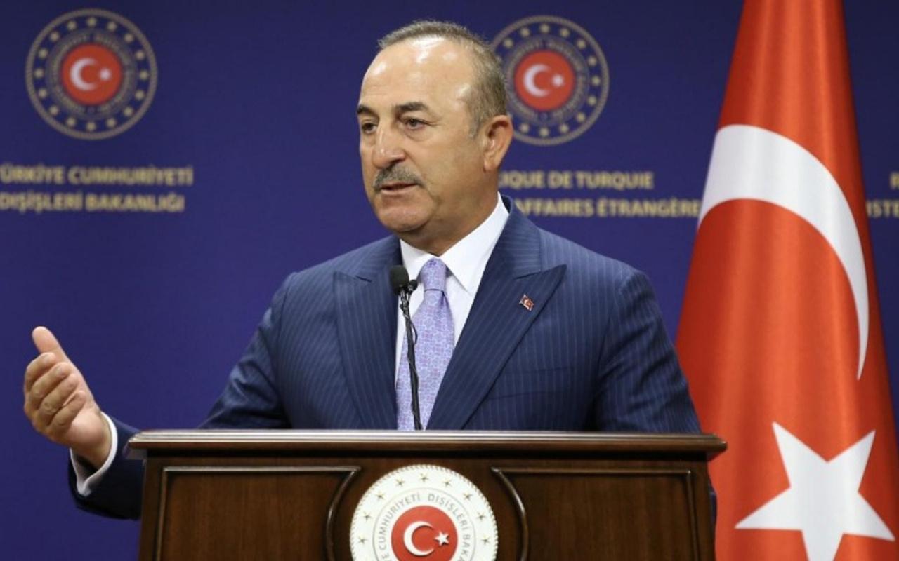 Bakan Çavuşoğlu: Afganistanlı kardeşlerimiz istediği sürece kalacağız